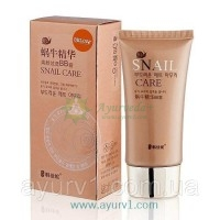 бб-крем для лица с муцином улитки/BELOV Snail Care BB cream / 50 мл