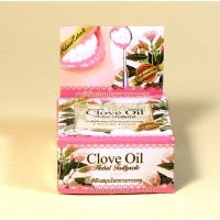 Зубная паста Гвоздичное масло Clove Oil, Rochjana, 30 гр