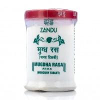 Занду Мугдха Раса, Zandu, Mugdha Rasa, Индия, 35 таб.