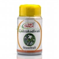 Читракади Вати,  Chitrakadi Vati, Shri Ganga/ 50 гр