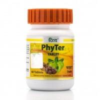 Фитер - запор, повышенная кислотность Phyter Patanjali 60 таб