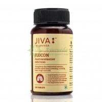 ФЛЮКОН (Flucon) компании JIVA – противовирусный натуральный фитопрепарат 120 таб