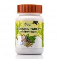 Коронил Coronil tablet Divya Pharmacy 80 таб