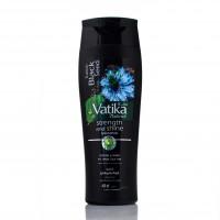 Шампунь Ватика с черным тмином для роста волос / DABUR VATIKA BLACK SEED SHAMPOO / 400 мл