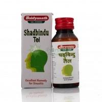 Шадбинду капли назальные, Байдинах  / Shadbindu tail, Baidyanath /  50 мл.