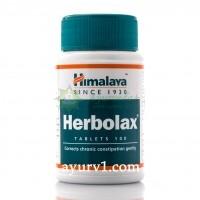 Херболакс, Гималая / Herbolax, HIMALAYA / 100 tab