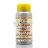 Раснади Гуггул / Rasnadi Guggal, Shri Ganga / 100 гр