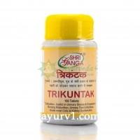 Трикунтак, Шри Ганга / Trikuntak, Shri Ganga / 100 tab