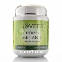 Хна и Брахми Джовис / Jovees Henna & Brahmi Mehandi / 500 г