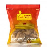 Сухой обезвоженный имбирь, Dry Ginger, More Choice, Индия, 50 г