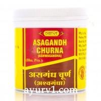 Ашвагандха, Ashagandh Churna Ashwagandha, Vyas / 100 г