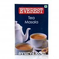 """Масала чай """"Эверест"""", 50 гр - Национальный напиток, который подается в Индии в каждом кафе, дорогом ресторане или в поезде/ Everest Tea Masala /"""