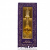 Ароматическое масло-духи в амфоре ручной работы Преданность, Devotion, Song of India, Индия, 5 мл