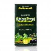 Диабет Гуард, Гудкаре - позволяет добиться снижения уровня сахара в крови, а так же стимулирует работу поджелудочной железы и выработку собственного инсулина* / Diabet Guard (Goodcare) 120 кап