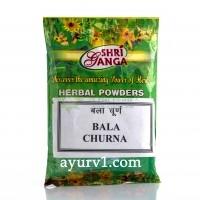 Бала чурна, Шри Ганга /  Bala Churna, Shri Ganga / 100 г