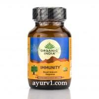 Иммуномодулирующий препарат* Иммьюнити, Органик Индия / Immunity Capsules, Organic India, 60 капс.