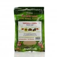 Трифала чурна / Trifala churna, Nidco / 100 g