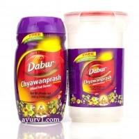 Чаванпраш Фруктовый, Дабур (ОРИГИНАЛ, ИНДИЯ) / Chyawanprash Awaleha Mixed Fruits, Dabur / 500 g