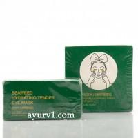 Увлажняющие патчи для кожи вокруг глаз Hydrogel skin patches, Bluethin, 60 шт