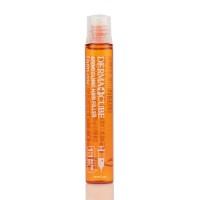 Филлер с аминокислотами для восстановления волос FarmStay Derma Cube Amino Clinic Hair Filler 13 мл