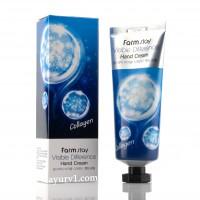 Крем для рук з коллагеном,  Farm Stay Visible Difference Hand Cream-Collagen, 100 мл