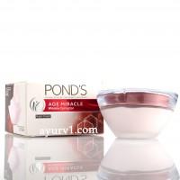 Ночной крем с ретинолом Пондс, Pond's Age Miracle  Индия 50 г