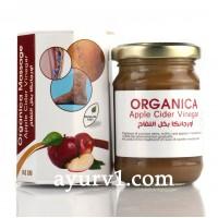 Органическая мазь от варикоза с яблочным уксусом lotus organica massage ostrich apple cider vinegar 145 г