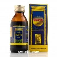 Гуава-сироп от кашля Guava syrop Phаro Pharma 120 мл