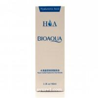 Увлажняющая и разглаживающая эссенция с гиалуроновой кислотой, BIOAQUA Crystal Hyaluronic Acid Hydrating Essence, 100 мл.
