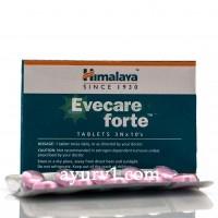 Ивкеа, Ивкеир, ивкер, Форте  - для женщин Evecare Forte, Himalaya 30 таб