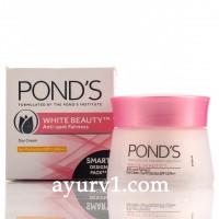 Дневной крем Пондс / White beauty  anti-spot fairness Day Cream, SPF 15 PA++ / 50 gm