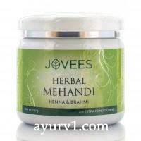 Хна и Брахми Джовис / Jovees Henna & Brahmi Mehandi / 150 г