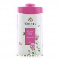Парфюмированный тальк и роскошное мыло Yardley London English Rose 250 г.