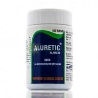 Алуретик, Аларсин,  Aluretic Alarsin, 100 таб.