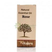 Эфирное масло розы, Rose, Чакра