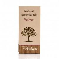 Натуральное эфирное масло  Ветивер  Natural Essential Oil Chakra 10 мл