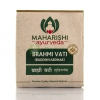 Брахми вати, Брами, Махариша Аюрведа, Brahmi Vati Maharishi Ayurveda, 100 таб.