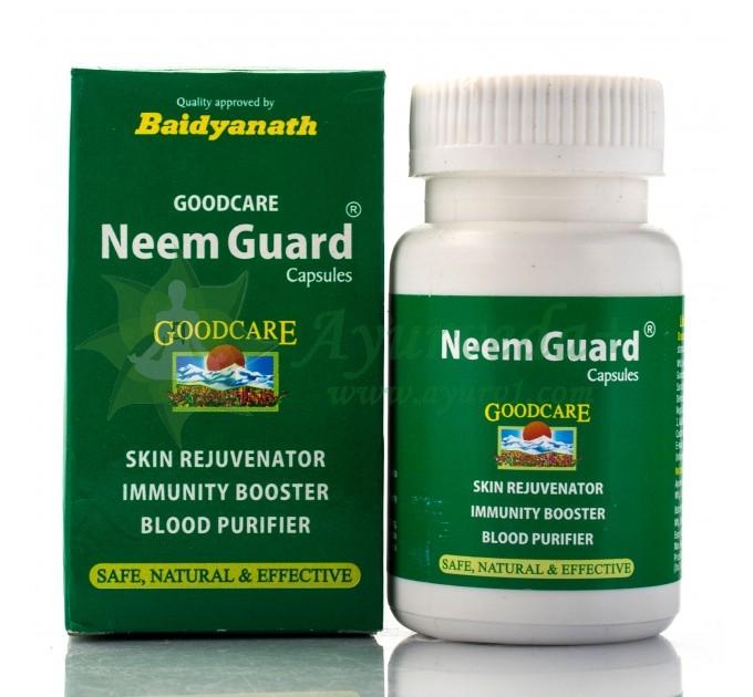 Ним Гуард, Гудкэйр / Neem Guard, Goodcare / 60 caps