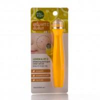 Сыворотка для лица  против пигментных пятен и покраснений с Лимоном и Витамином С от Baby Brigh 10 мл.