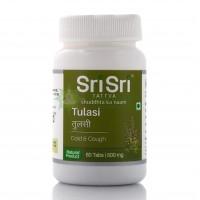Туласи, Шри Шри Аюрведа / Tulasi, Sri Sri Ayurveda / 60 таб