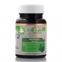 Моринга Moringa Organic Maharishi Ayurveda Индия 60 таб