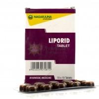 Снижение холестерина /Liporid, Nagarjuna /100 tab.
