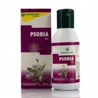 Масло Псория, Нагарджуна / Psoria oil, Nagarjuna oil / 100 ml