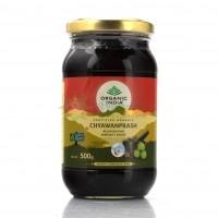 Чаванпраш Органик Индия в стекле Organic India 500 g