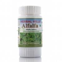 Люцерна / Alfalfa, Herbal Hills/ 60 таб