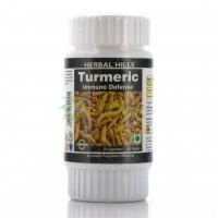 Турмерик (куркума) в капсулах Хербал Хилс / Herbal Hills Turmerichills Capsules / 60 таб.