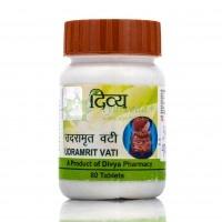 Удрамрит Вати, Патанджали / Udramrit Vati, Divya Patanjali / 80 tab