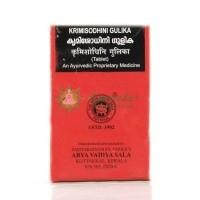 Кримисодхини Гулика / Krimisodhini Gulika, Arya Vaidya Sala / 10 tab