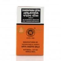 Чандрапрабха Ватика Коттаккал  / Chandraprapha vatika, Kottakkal Arya Vaidya Sala/ 100 таб.