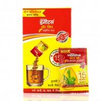 Хонитус чай от простуды,Honitus hot sip, Ayurvedic kaadha, Dabur, 4 г